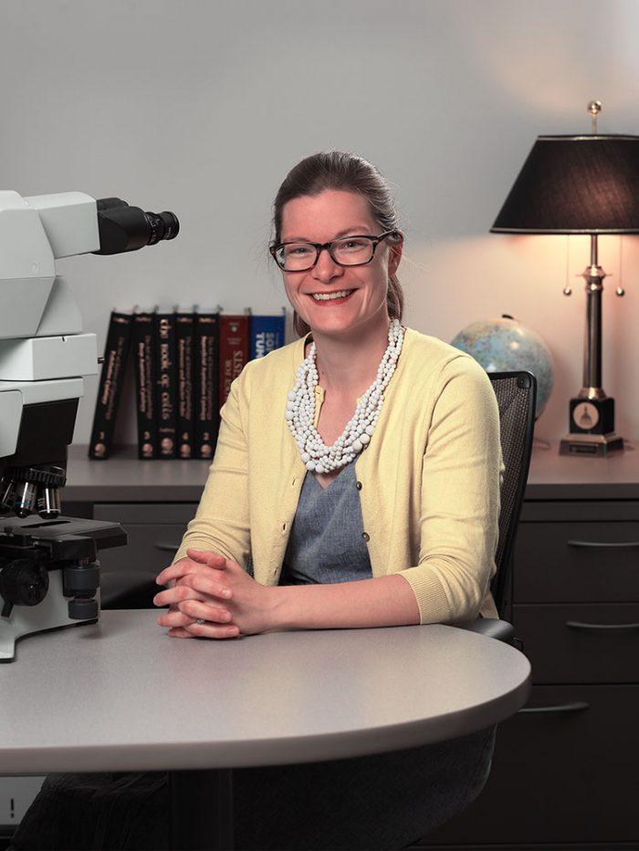 Alexandra Larson, M.D.