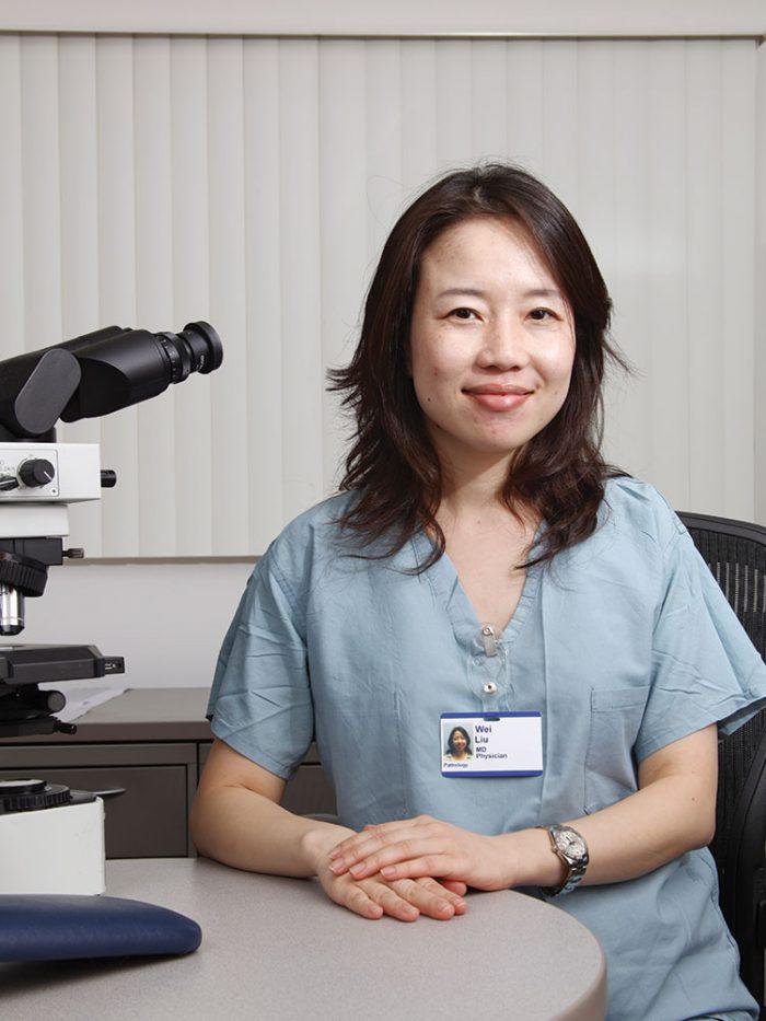 Wei Liu, M.D., Ph.D.