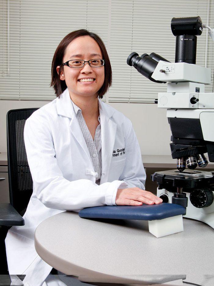 Pamela Goodell, M.D.