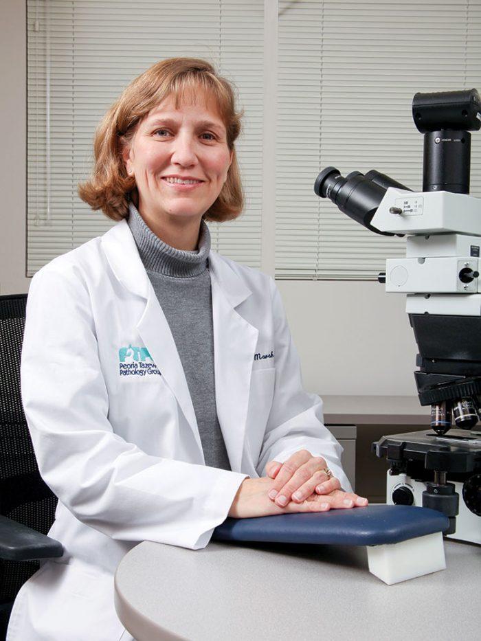 Elizabeth A. Bauer-Marsh, M.D.