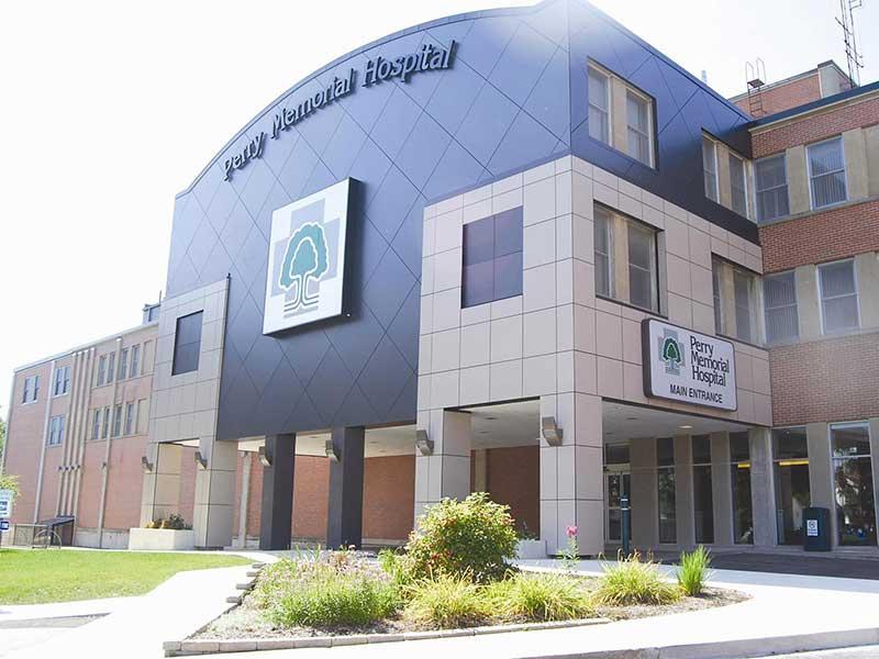 Perry Memorial Hospital (Princeton)
