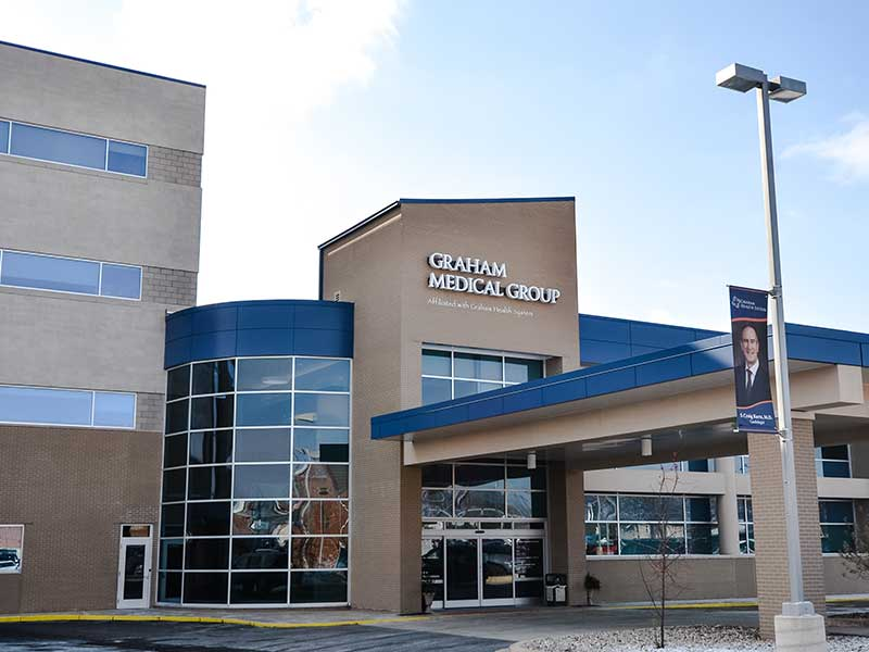 Graham Hospital (Canton)